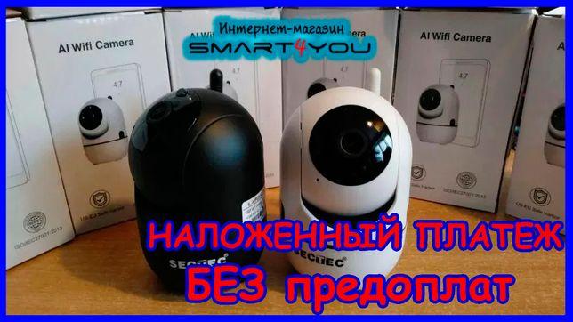 Вайфай Айпи Поворотная камера SecTec 291G 1080p 2/4mp wifi ip + облако