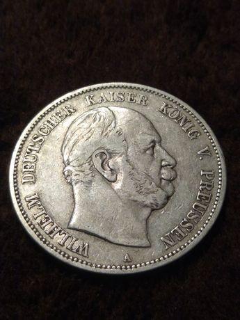 5 marek 1875 A Wilhelm