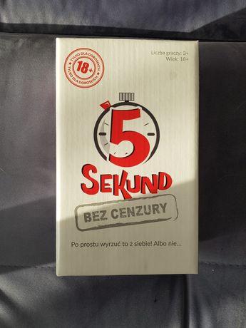 5 sekund - gra dla dorosłych
