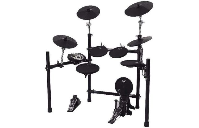 Promocja! NUX DM-5 perkusja elektroniczna DM5 digital drum kit