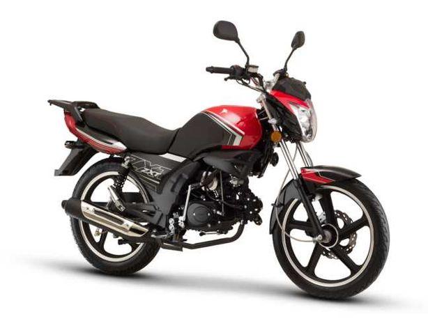 Motocykl ROMET ZX125 cc najlepszy w swojej klasie na prawko B