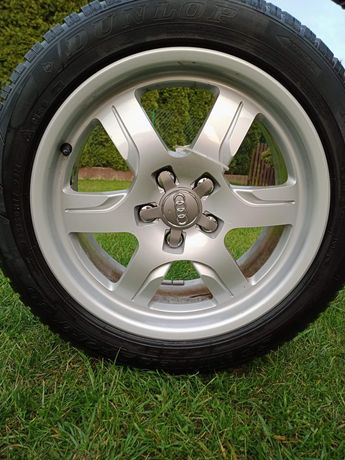 Felgi aluminiowe Audi 17 5×112 7J ET 28
