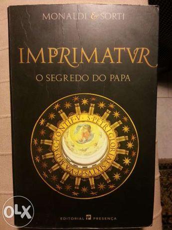 Imprimatur O Segredo do Papa