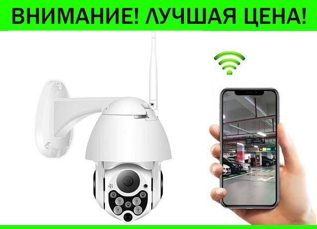Хит! Уличная беспроводная поворотная наружная IP камера 1080P 2MP WIFI