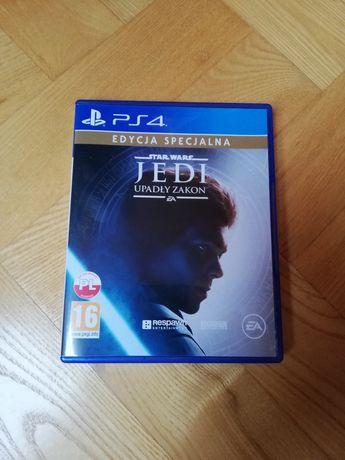 Gra na PS4 Star Wars Upadły Zakon Edycja specjalna