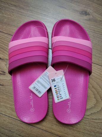Klapki basenowe Nelli Blu dla dziewczynki rozmiar 36 NOWE