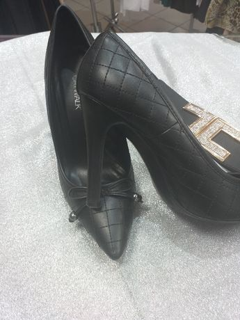 Buty czułenka czarne