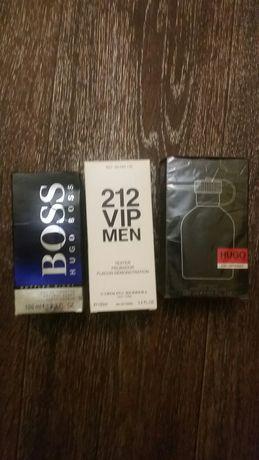 Продам коробки от парфума  Hugo BOSS , 212 VIP MEN