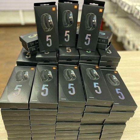 New Xiaomi Mi Band 5 Black Оригинал