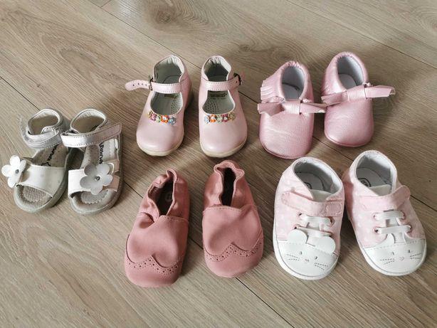 Butki dla niemowląt