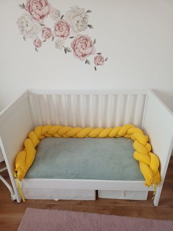 Łóżeczko niemowlęce IKEA sundvik