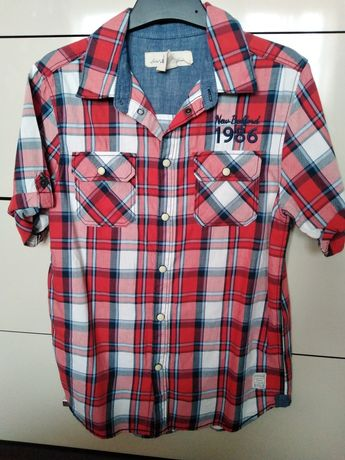 Koszula roz. 140,stan bardzo dobry, mało używana.