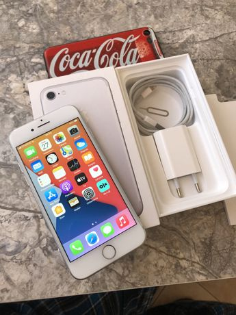 Iphone 7 bialy 32 gb