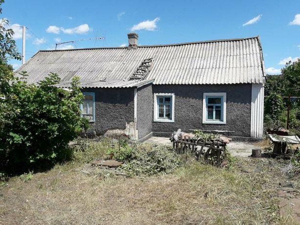 Дом с участком в центре пгт Широкое