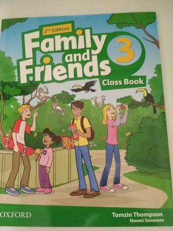 Family and Friends,CB, 3 рівень, 2-ге видання