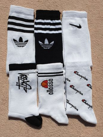 Носки (Шкарпетки) Ellese, Adidas, Nike, Champion, Stussy