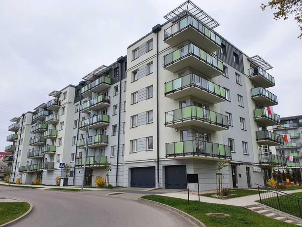 Mieszkanie 2-pokojowe w nowym budownictwie na Chełmie