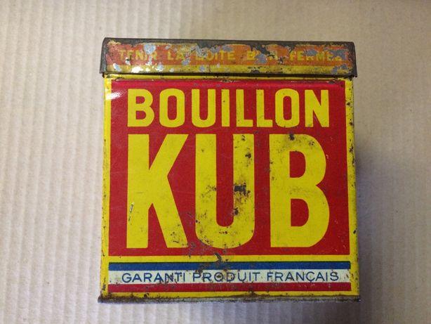 Lata de caldo BOUILLON KUB