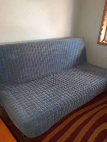 Cama dobravel (sofá)