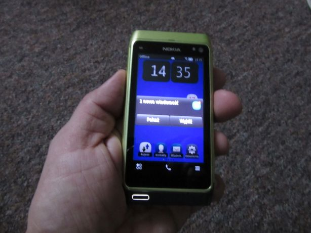 tel. kom Nokia N8 Gold, Nokia N97 mini