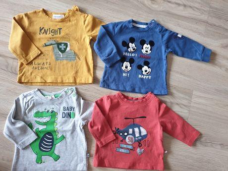 Bluzka r.62 Coccodrillo Cool Club Smyk Myszka Mickey