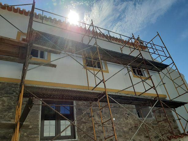 Empresa de Construção Civil presta serviços no Concelho de Abrantes