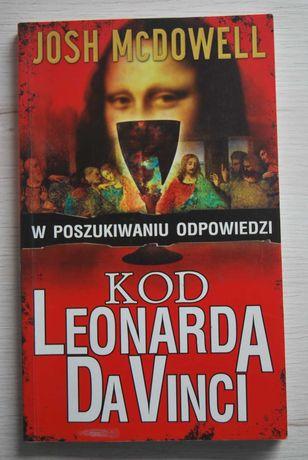 Kod Leonarda DaVinci: w poszukiwaniu odpowiedzi (J. McDowell)