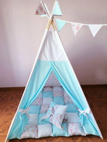 Вигвам, вігвам, шатер детский, палатка для детей