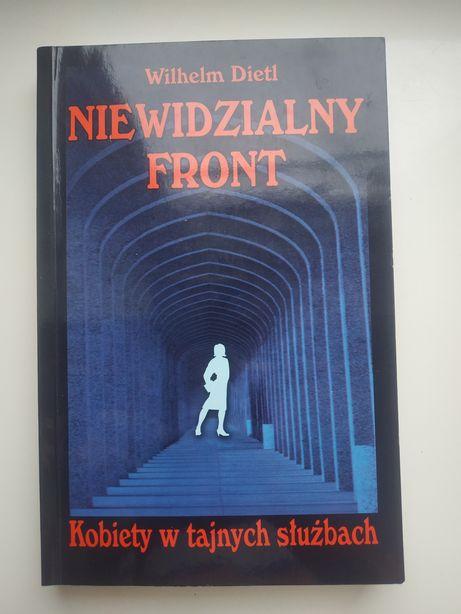 Niewidzialny front - Wilhelm Dietl
