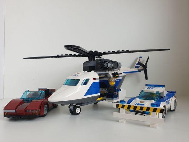Lego City Стремительная погоня 294 детали (60138), оригинал