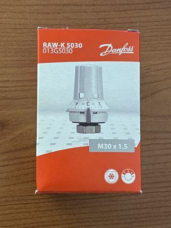 Термостатическая головка для радиатора отопления Danfoss RAW-K 5030 (0