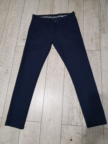 Spodnie męskie chinosy Reserved rozm. 34