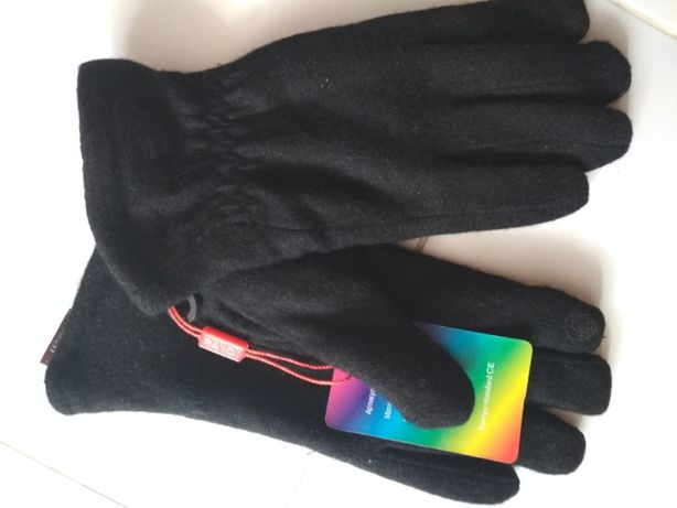 Перчатки с сенсорным пальцем