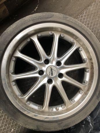 4 x Felgi z Mercedes Benz w210 przód 8,5j tył 10j 18 cale 235/40/18