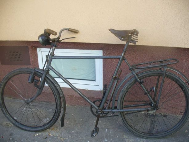 Rower 1937 r Patia Solingen sprawny