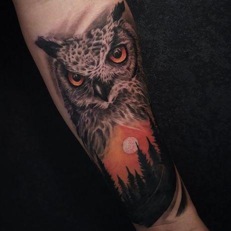 Тату, Художнє татуювання