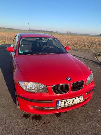BMW seria 1 116i 122km e81 polift zarejestrowany OKAZJA