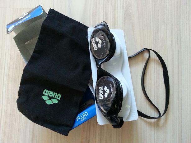 Оригинальные очки для плавания Arena Fluid для взрослого