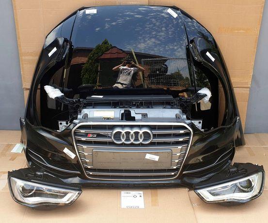 Бампер Audi A3 8V 8V0 8P 8V5 8VA (S-Line, RS, Sport, S3)!