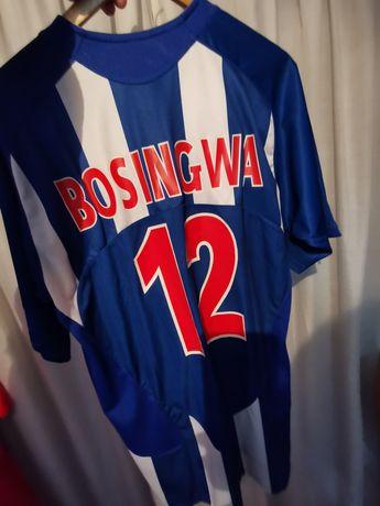 Camisola do FC Porto do jogador Bosingwa