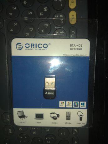 Продам Bluetooth адаптер Orico BTA-403