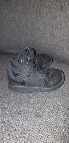 Buty buciki Nike adidaski czarne jesienne 20