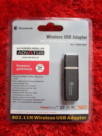 《《《 Dynamode 802.11n Wireless USB Adapter 150 Mbps, GDAŃSK 》》》