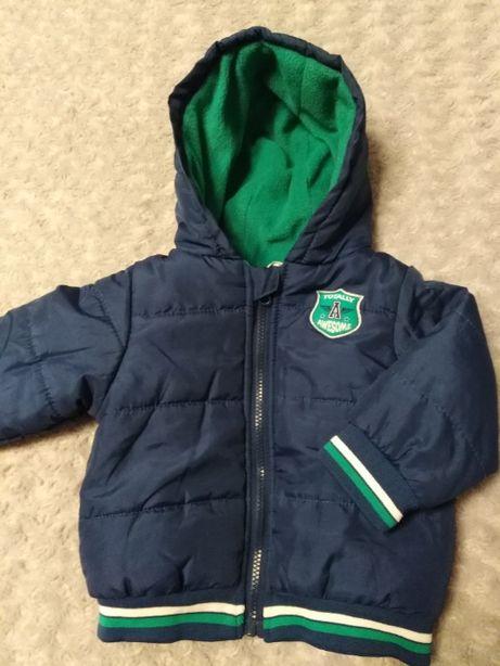 kurtka dla chłopca rozmiar 92