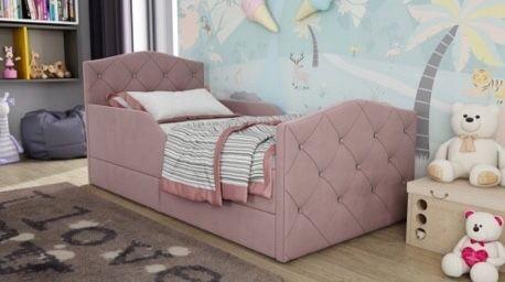 Дитяче ліжко Princess, детская кроватка, ліжечко, кровать
