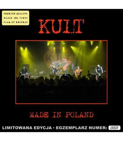 Kult - Made In Poland, LP, Limit, Folia, Kazik
