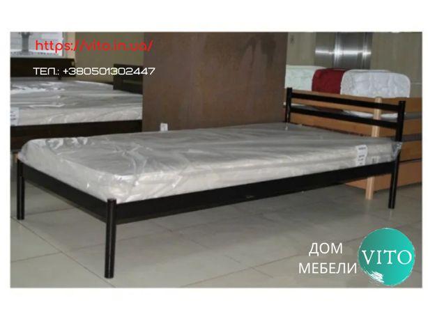 Кровать металл односпальная доставка к дому.