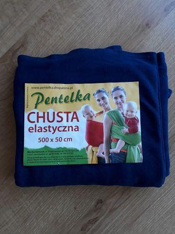 Elastyczna chusta do nosienia dzieci Pentelka