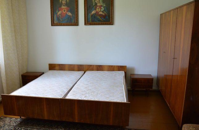 sypialnia z lat 60 tych