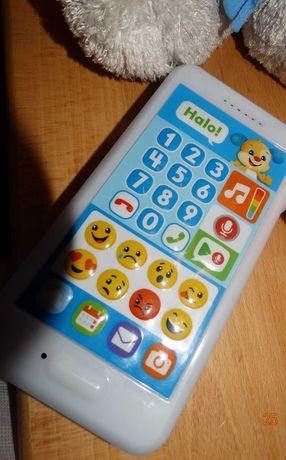 smartfon Fisher Price - jak nowy